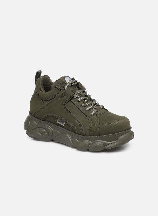 Sneakers Buffalo 1630170 Grön detaljerad bild på paret