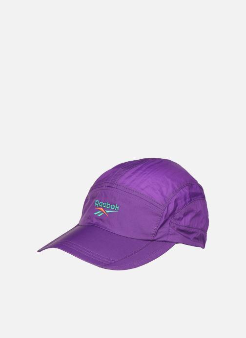 Casquettes Reebok CL TRAIL CAP Noir vue détail/paire