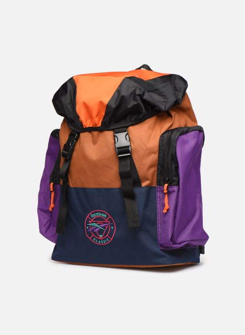 Mochilas Reebok CL TRAIL BACKPACK Multicolor vista del modelo