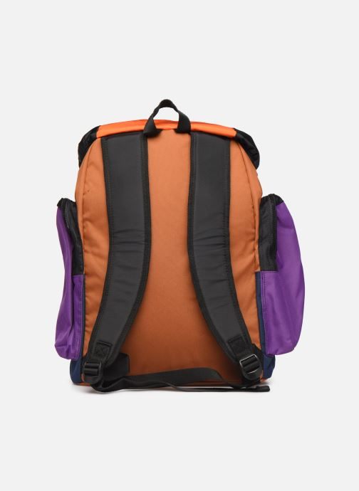 Sacs à dos Reebok CL TRAIL BACKPACK Multicolore vue face