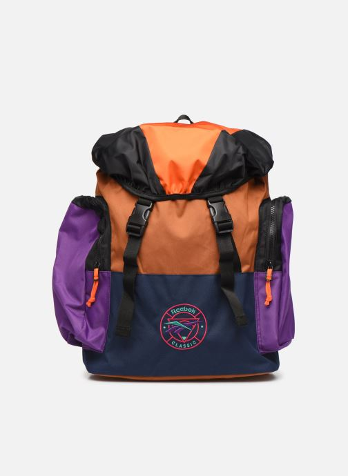 Mochilas Reebok CL TRAIL BACKPACK Multicolor vista de detalle / par