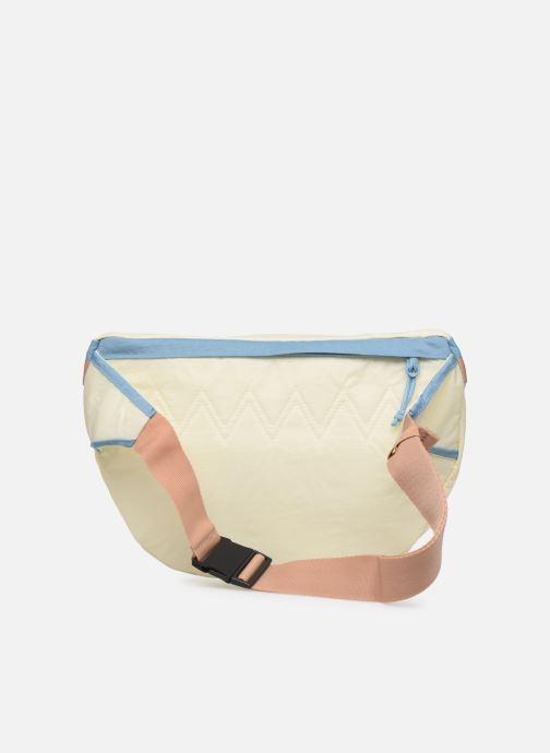 Marroquinería pequeña Reebok CL GIGI HADID BAG Blanco vista de frente