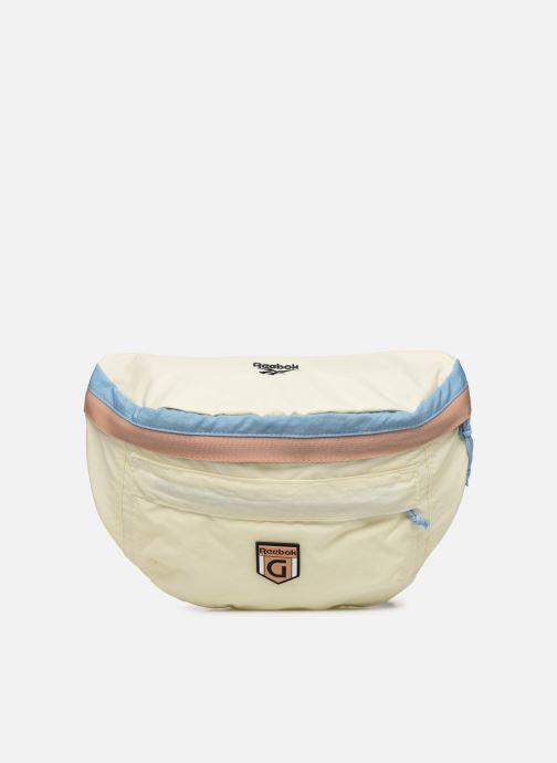 Marroquinería pequeña Reebok CL GIGI HADID BAG Blanco vista de detalle / par