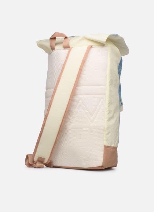 Rucksäcke Reebok CL GIGI HADID SLING BAG weiß ansicht von rechts