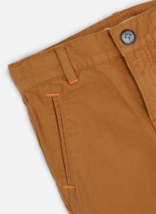 Vêtements Billybandit Pantalon V24231 Marron vue portées chaussures