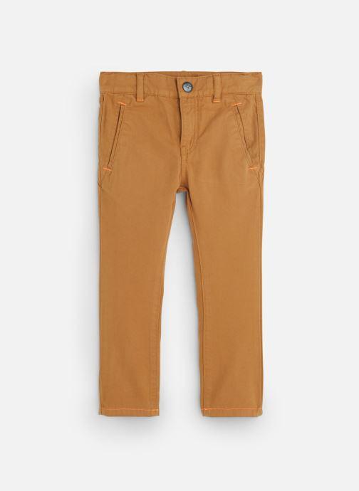 Vêtements Billybandit Pantalon V24231 Marron vue détail/paire
