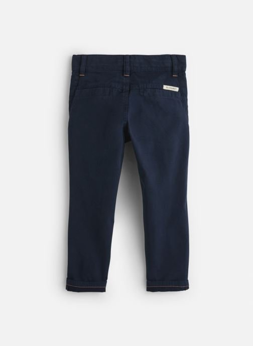 Vêtements Billybandit Pantalon V24231 Bleu vue bas / vue portée sac
