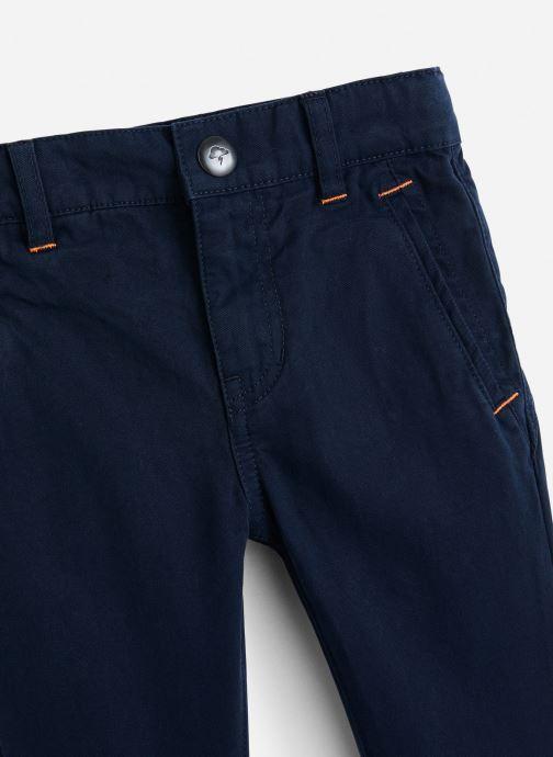 Vêtements Billybandit Pantalon V24231 Bleu vue portées chaussures
