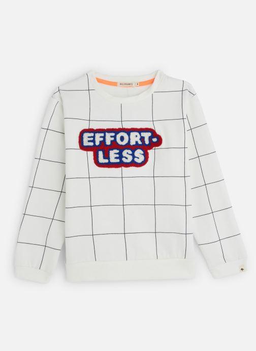 Vêtements Billybandit Sweat V25480 Blanc vue détail/paire