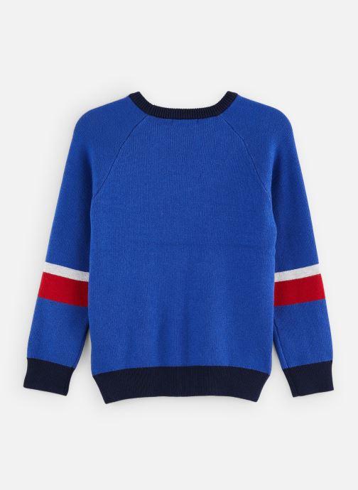 Vêtements Billybandit Sweat V25481 Bleu vue bas / vue portée sac