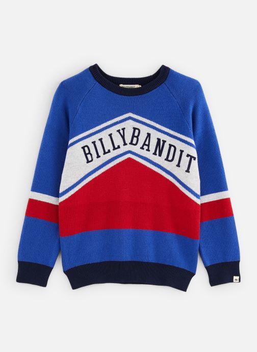 Vêtements Billybandit Sweat V25481 Bleu vue détail/paire
