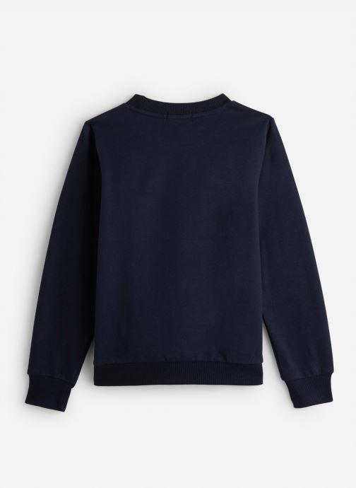 Vêtements Billybandit Sweat V25484 Bleu vue bas / vue portée sac