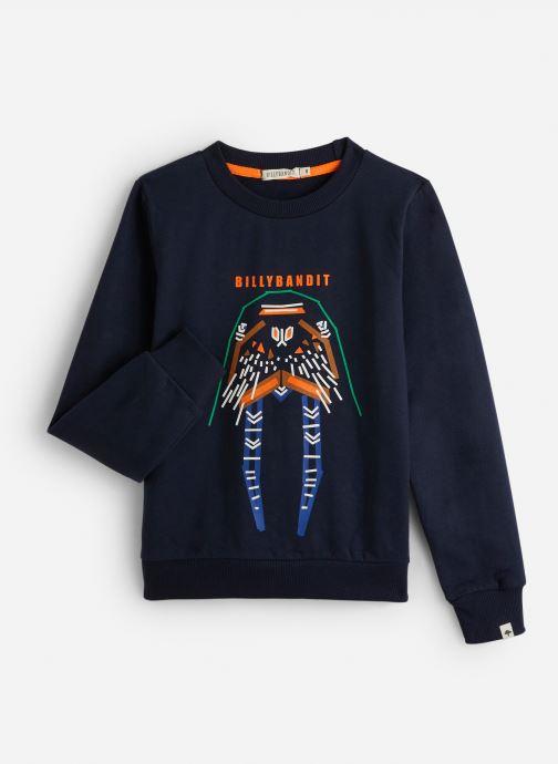 Vêtements Billybandit Sweat V25484 Bleu vue détail/paire