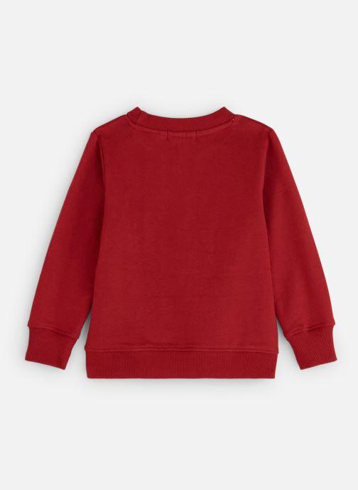 Vêtements Billybandit Sweat V25488 Rouge vue bas / vue portée sac