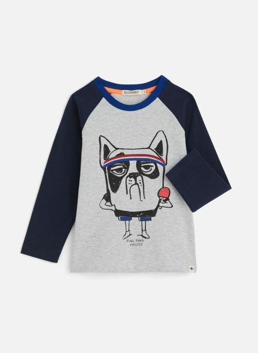 Vêtements Billybandit T-shirt V25497 Gris vue détail/paire