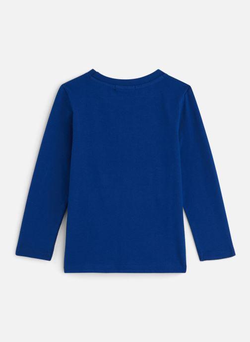Vêtements Billybandit T-shirt V25499 Bleu vue bas / vue portée sac