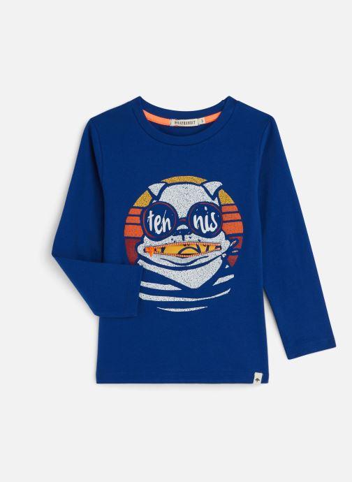 Vêtements Billybandit T-shirt V25499 Bleu vue détail/paire