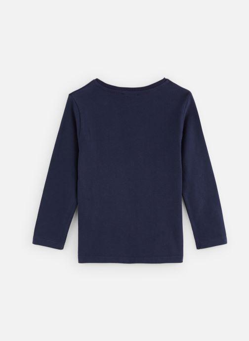 Vêtements Billybandit T-shirt V25507 Bleu vue bas / vue portée sac