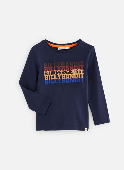 Vêtements Billybandit T-shirt V25507 Bleu vue détail/paire