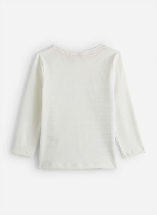 Vêtements Billybandit T-shirt V25511 Blanc vue bas / vue portée sac