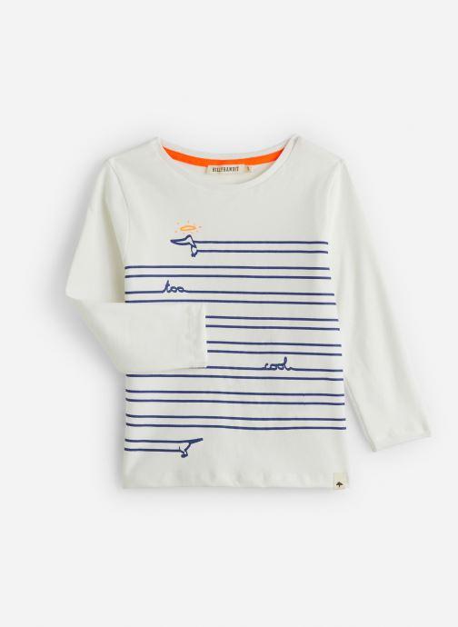 Vêtements Billybandit T-shirt V25511 Blanc vue détail/paire