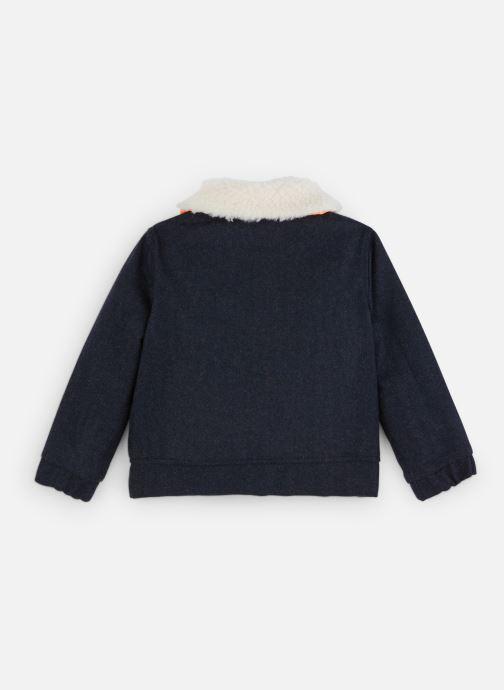 Vêtements Billybandit Blouson V26118 Bleu vue bas / vue portée sac