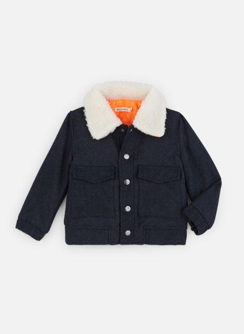 Vêtements Billybandit Blouson V26118 Bleu vue détail/paire