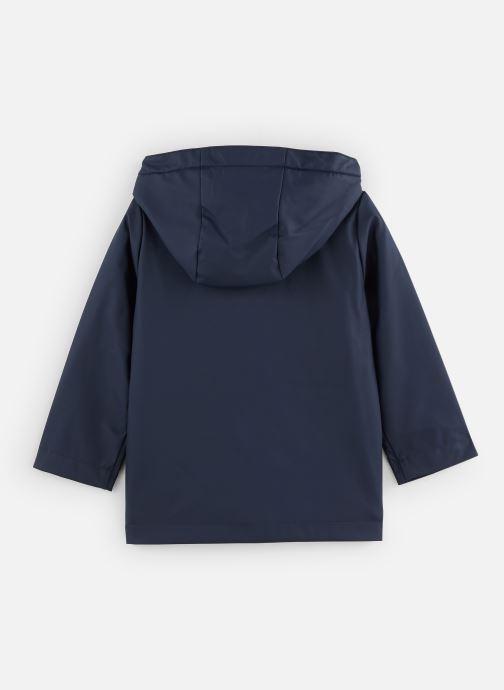 Vêtements Billybandit Manteau V26122 Bleu vue bas / vue portée sac