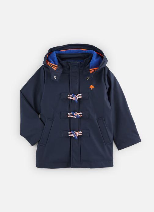 Vêtements Billybandit Manteau V26122 Bleu vue détail/paire