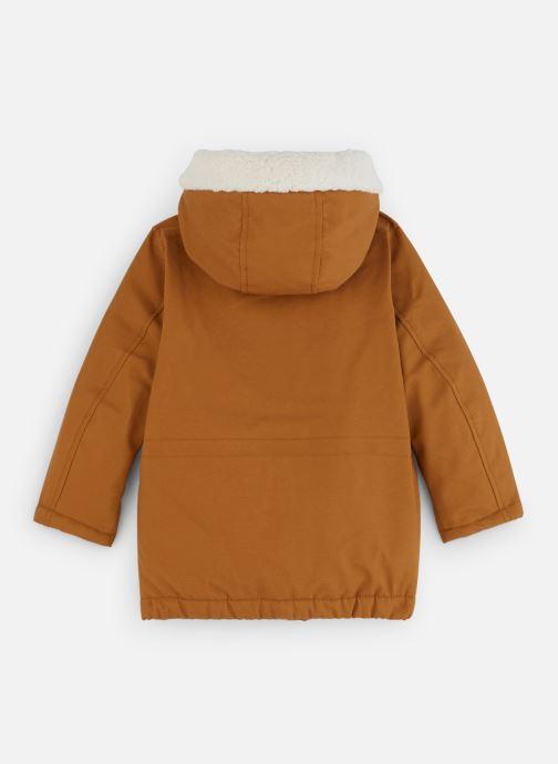 Vêtements Billybandit Manteau V26123 Marron vue bas / vue portée sac