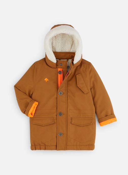 Vêtements Billybandit Manteau V26123 Marron vue détail/paire