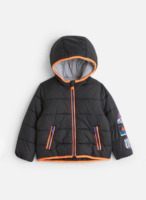 Vêtements Billybandit Doudoune V26127 Gris vue détail/paire