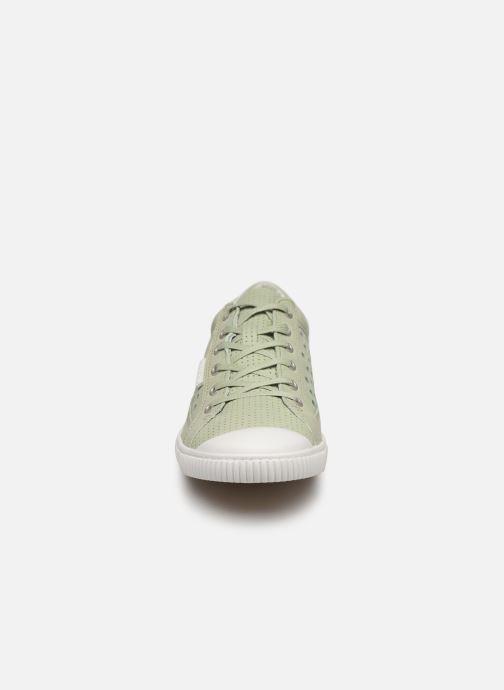 Baskets Pataugas Bague/A F2C Vert vue portées chaussures