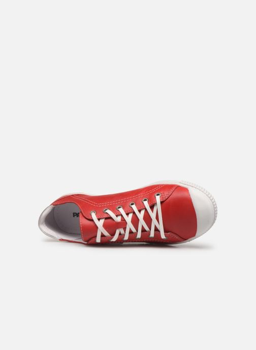 Sneakers Pataugas Baher F2C Rosso immagine sinistra