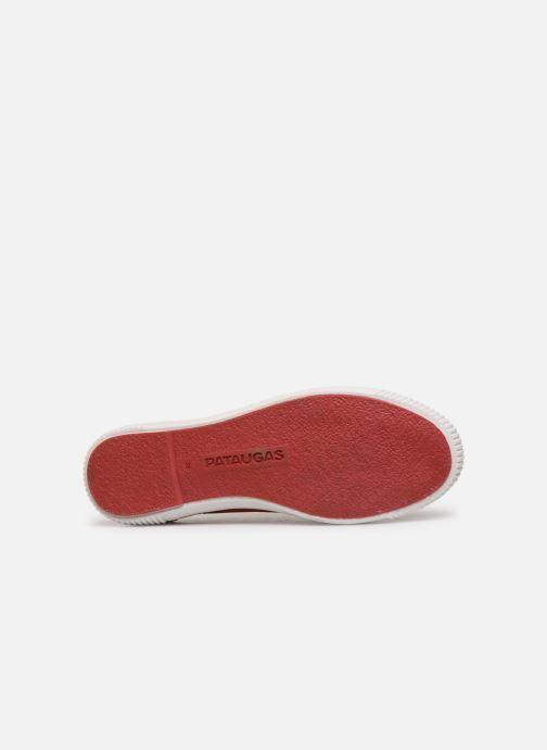 Sneakers Pataugas Baher F2C Rosso immagine dall'alto