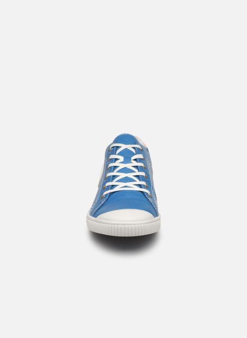 Baskets Pataugas Baher F2C Bleu vue portées chaussures