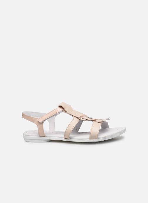 Sandales et nu-pieds Pataugas Candy/V F2C Beige vue derrière