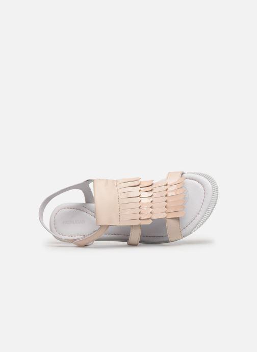 Sandales et nu-pieds Pataugas Candy/V F2C Beige vue gauche