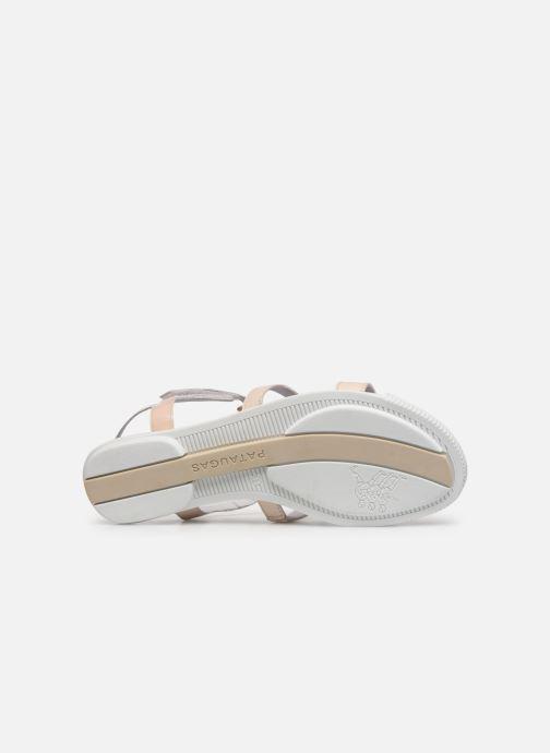 Sandales et nu-pieds Pataugas Candy/V F2C Beige vue haut