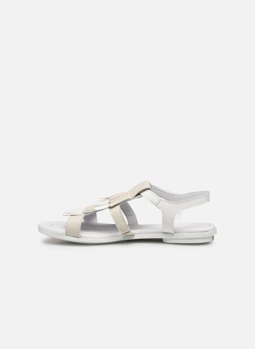 Sandales et nu-pieds Pataugas Candy/V F2C Blanc vue face