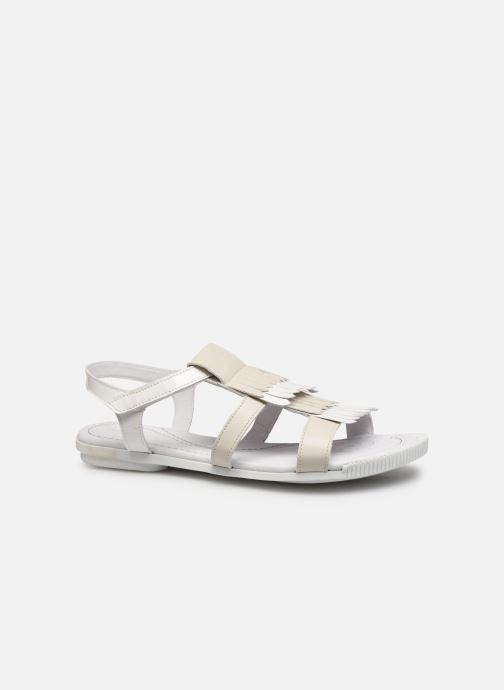 Sandales et nu-pieds Pataugas Candy/V F2C Blanc vue derrière