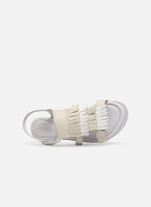Sandales et nu-pieds Pataugas Candy/V F2C Blanc vue gauche