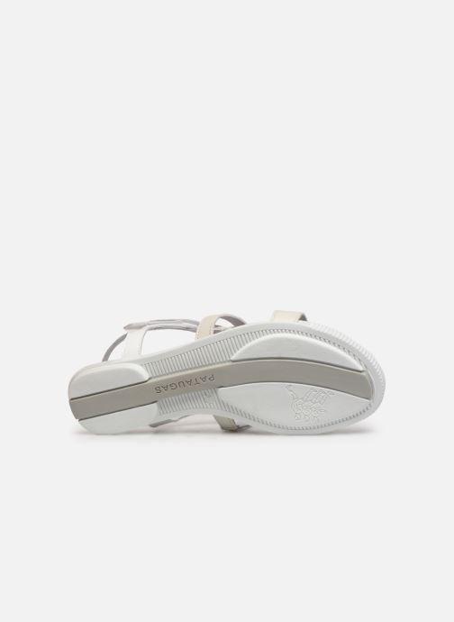Sandales et nu-pieds Pataugas Candy/V F2C Blanc vue haut