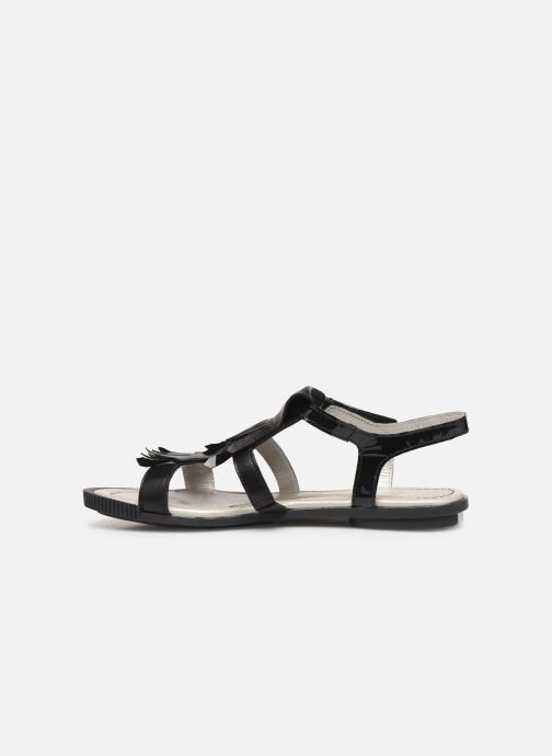 Sandales et nu-pieds Pataugas Candy/V F2C Noir vue face