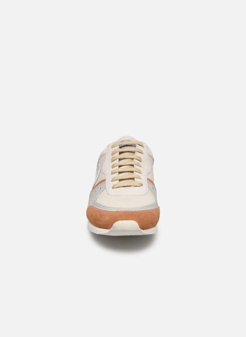 Baskets Pataugas Ipop H2C Blanc vue portées chaussures