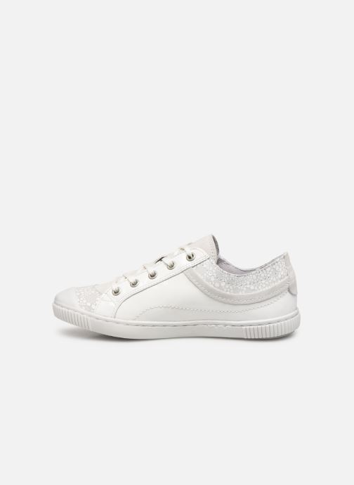 Trainers Pataugas Bisk/Po J2C White front view