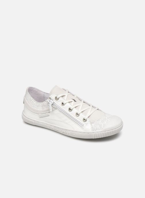 Trainers Pataugas Bisk/Po J2C White detailed view/ Pair view