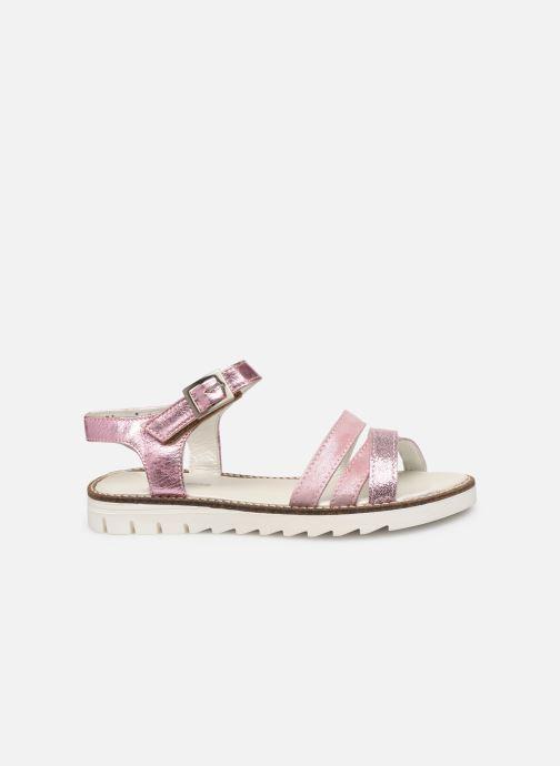 Sandali e scarpe aperte Pataugas Edith/M J2C Rosa immagine posteriore