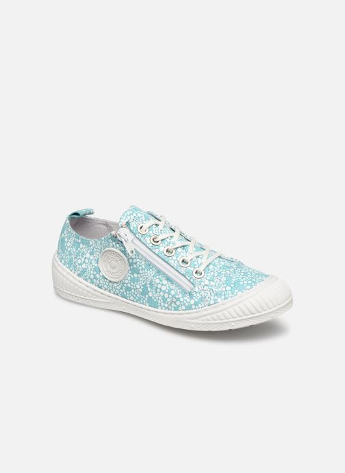 Trainers Pataugas Rocky/Po J2C Blue detailed view/ Pair view