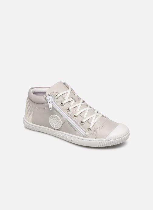 Sneaker Pataugas Bluff J2C grau detaillierte ansicht/modell